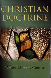 Cover of: Christian Doctrine