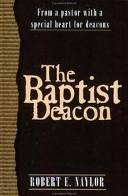 Cover of: Baptist Deacon