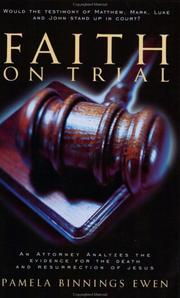 Cover of: Faith on Trial