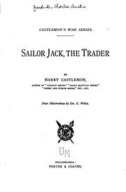 Cover of: Sailor Jack, the trader | Charles Austin Fosdick