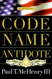 Cover of: Code Name