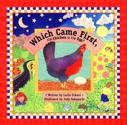 Cover of: Which Came First, the Chicken or the Egg?