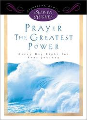 Cover of: PRAYER - THE GREATEST POWER
