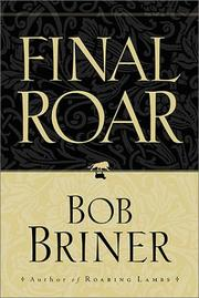 Cover of: Final Roar