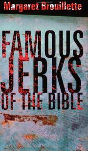Cover of: Famous Jerks of the Bible
