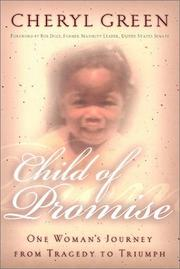 Cover of: Child of Promise