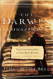 Cover of: The Darwin conspiracy | James Scott Bell
