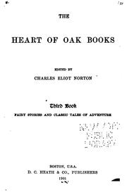 Cover of: The heart of oak books