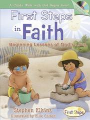 Cover of: First Steps in Faith | Stephen Elkins