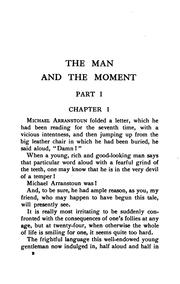 Cover of: The Man and the Moment
