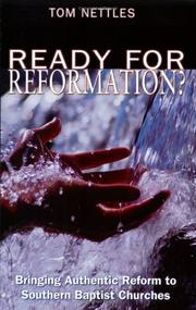 Cover of: Ready for Reformation?