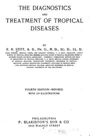 Cover of: The diagnostics and treatment of tropical diseases