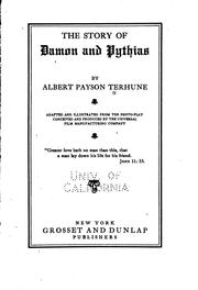 Cover of: The story of Damon and Pythias