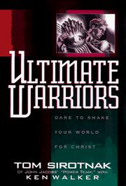 Cover of: Ultimate warriors