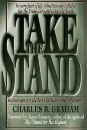 Cover of: Take the stand