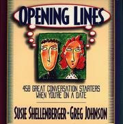 Cover of: Opening lines