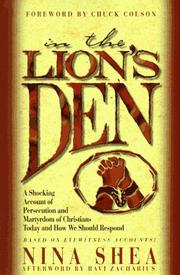 Cover of: In the Lion's Den | Nina Shea