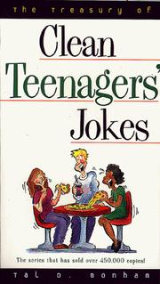 Cover of: The treasury of clean teenagers' jokes