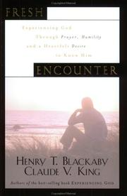 Cover of: Fresh Encounter | Henry T. Blackaby