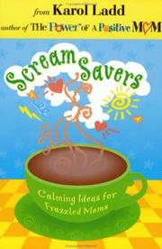 Cover of: Scream Savers | Karol Ladd