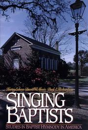 Cover of: Singing Baptist