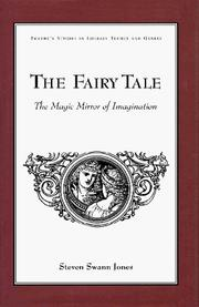 Cover of: The fairy tale