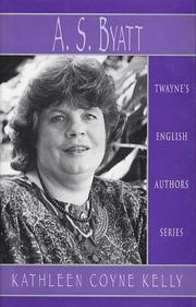 Cover of: A.S. Byatt