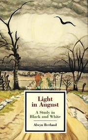 Cover of: Masterwork Studies Series - Light in August