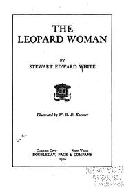 Cover of: The Leopard Woman