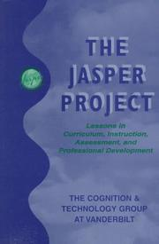 Cover of: The Jasper Project
