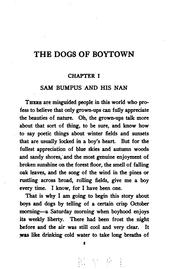 Cover of: The dogs of Boytown