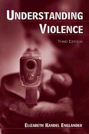 Cover of: Understanding Violence