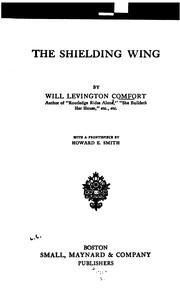 Cover of: The shielding wing