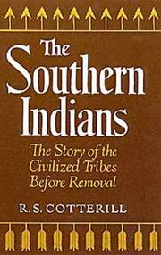 Cover of: Southern Indians