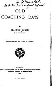 Old Coaching Days by Stanley Harris