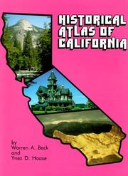 Cover of: Historical Atlas of California,