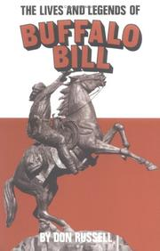 Cover of: The lives and legends of Buffalo Bill