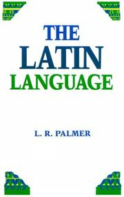 Cover of: The Latin language
