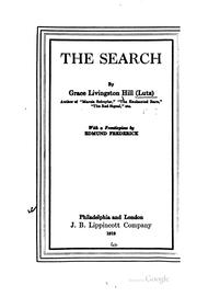 Cover of: The Search