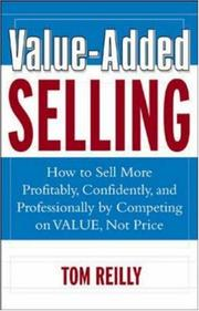 Cover of: Value-Added Selling