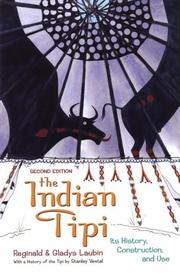 Cover of: The Indian tipi
