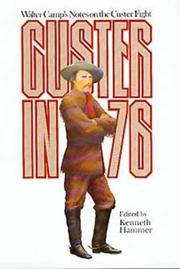 Cover of: Custer in
