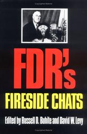 Cover of: FDR's fireside chats
