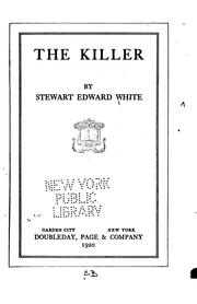 Cover of: The Killer