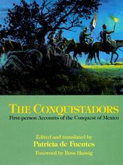 Cover of: The Conquistadors