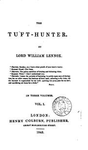 Cover of: The tuft-hunter