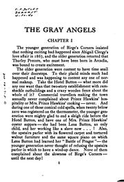 Cover of: The gray angels