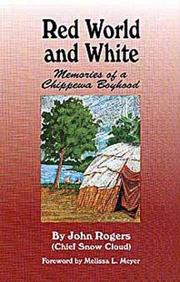 Cover of: Red world and white
