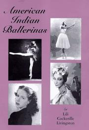 Cover of: American Indian ballerinas