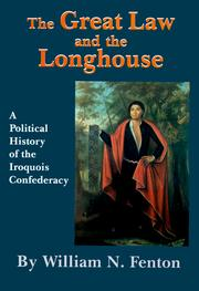 Cover of: The Great Law and the longhouse
